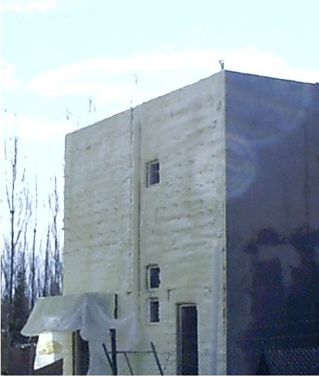 Reduce la transferencia térmica en muros